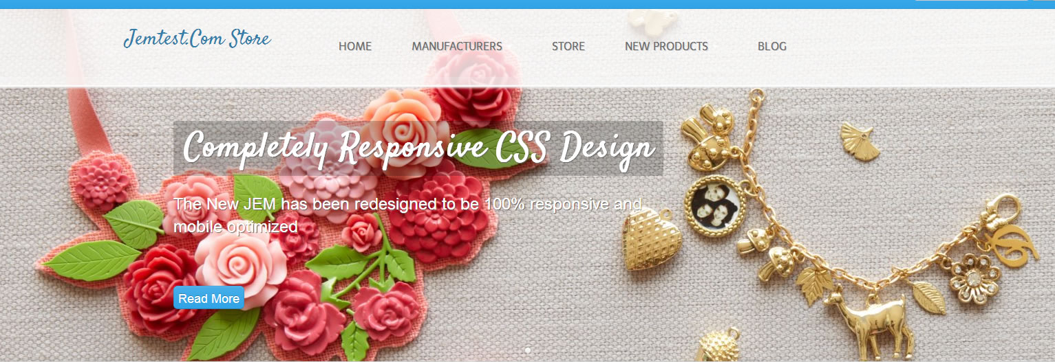 New Website Themes