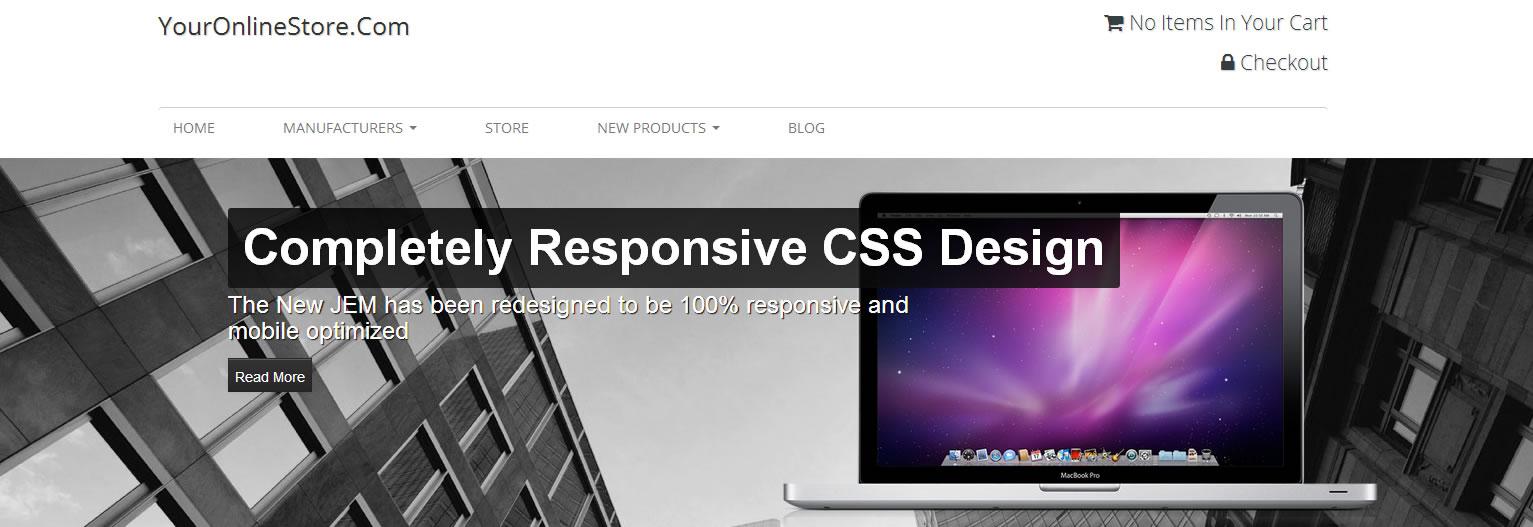 Response CSS Design